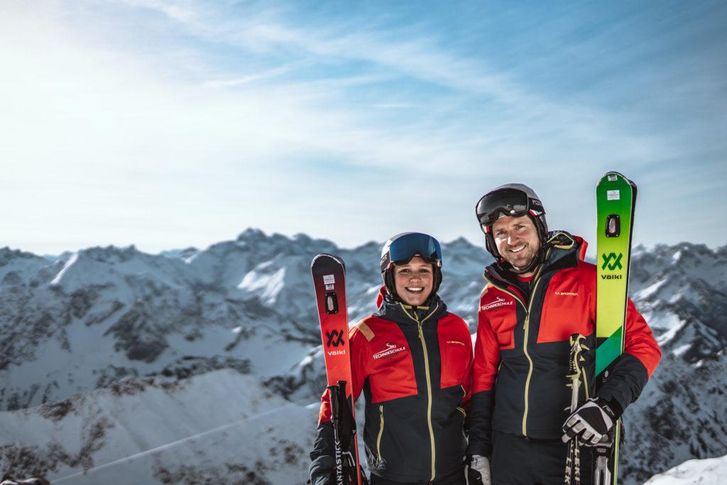 Skischule in Oberstdorf